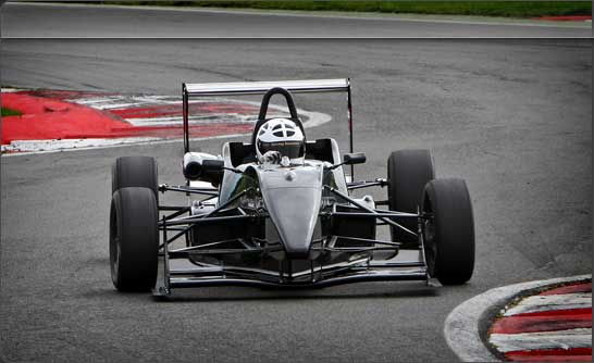 2010/2011 Firman Cars F2000/FC in testing